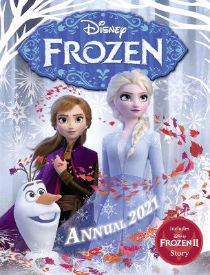 Disney Frozen Annual 2021 by Egmont Publishing UK
