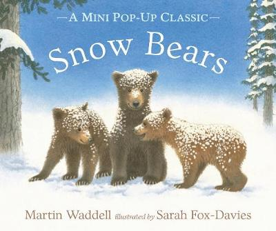 Snow Bears by Martin Waddell