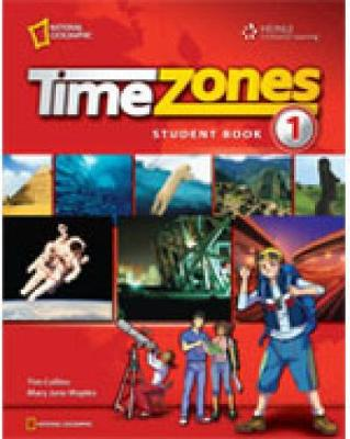 Time Zones 1: Student Book Combo Split A with MultiROM by Tim Collins