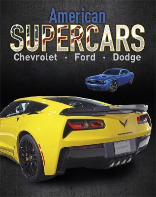 Supercars: American Supercars by Paul Mason