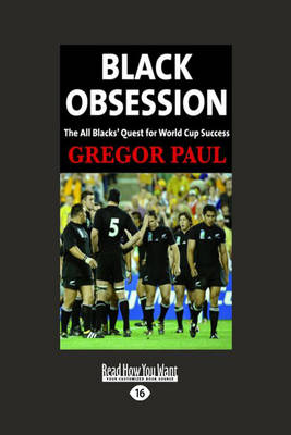 Black Obsession by Gregor Paul