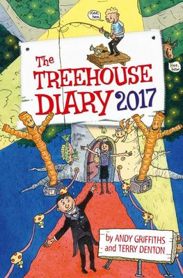 The 78-Storey Treehouse: Diary book