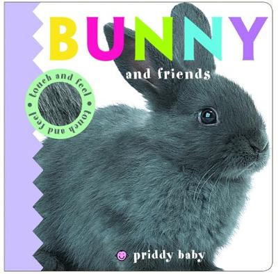 Bunny & Friends: Priddy Touch & Feel by Roger Priddy