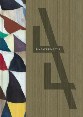 McSweeney's Issue 44 by Dave Eggers