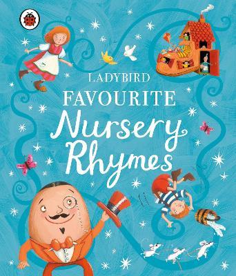 Ladybird Favourite Nursery Rhymes book