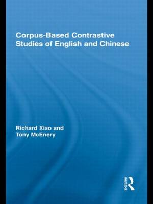 Corpus-Based Contrastive Studies of English and Chinese book