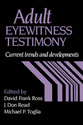 Adult Eyewitness Testimony book