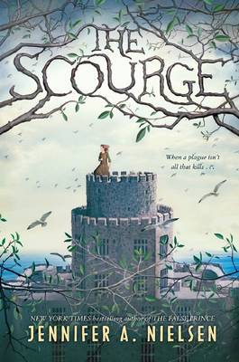 Scourge by Jennifer,A Nielsen