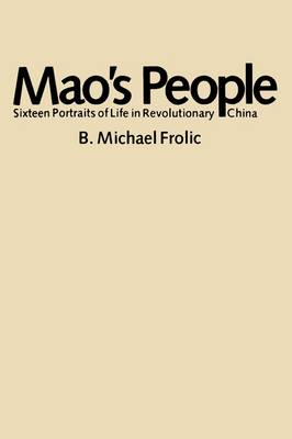 Mao's People book