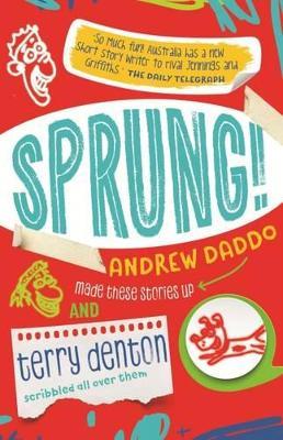 Sprung! book
