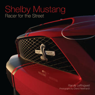 Shelby Mustang by Randy Leffingwell