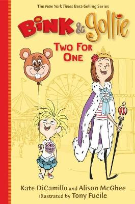 Bink and Gollie: Two for One by Dicamillo Kate
