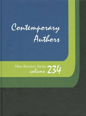 Contemporary Authors: A Bio-Bibliographical Guide to Current Writers in Fiction, General Nonfiction, Poetry, Journalism, Drama, Motion Pictures, Television, and Other Fields by Mary Ruby