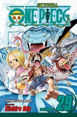 One Piece, Vol. 29 by Eiichiro Oda