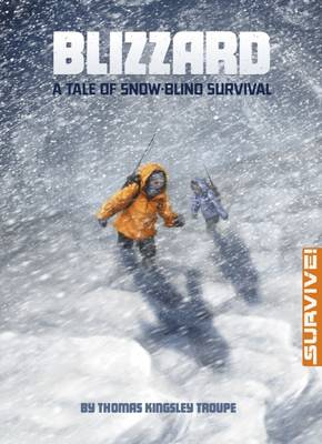 Blizzard: A Tale of Snow-blind Survival by Thomas Kingsley Troupe