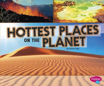 Hottest Places on the Planet book