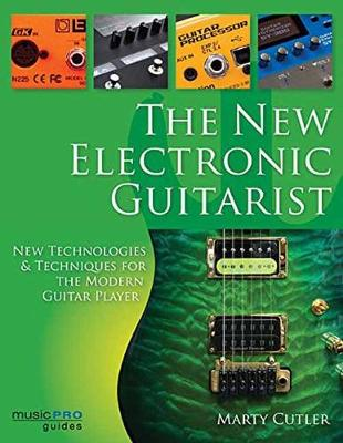 New Electronic Guitarist by Marty Cutler