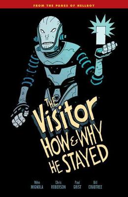 The Visitor by Mike Mignola