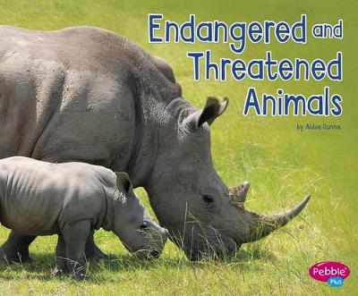 Endangered and Threatened Animals book