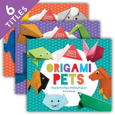 Super Simple Origami (Set) book