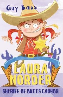 Laura Norder, Sheriff of Butts Canyon book