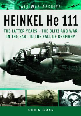 Heinkel He 111 by Chris Goss