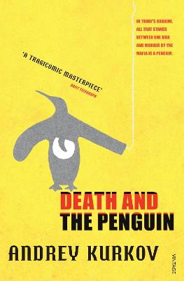 Death And The Penguin book
