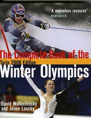 The Complete Book of the Winter Olympics book