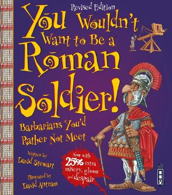 You Wouldn't Want To Be A Roman Soldier! book