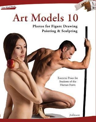 Art Models 10 by Maureen Johnson