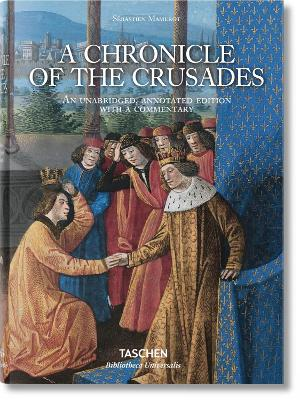 Memerot. Les Passages d'Outremer. A Chronicle of the Crusades by Thierry Delcourt