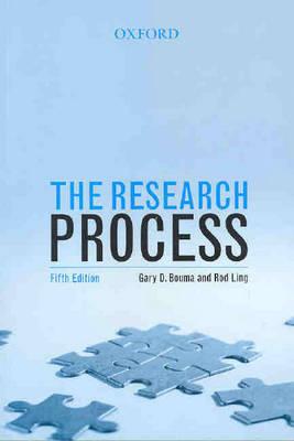 Research Process book