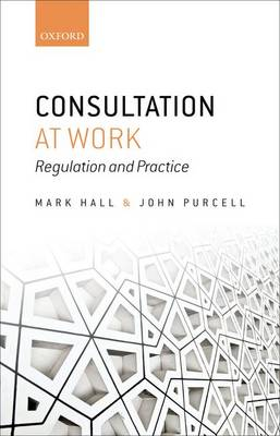 Consultation at Work by Mark Hall