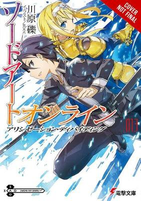 Sword Art Online, Vol. 13 (light novel) book