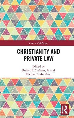 Christianity and Private Law book