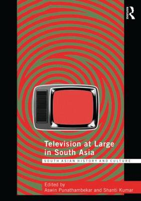 Television at Large in South Asia by Aswin Punathambekar