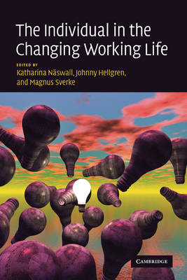 Individual in the Changing Working Life book