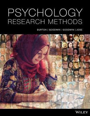 Psychology Research Methods 1E Print on Demand (Black and White) by Lorelle J. Burton