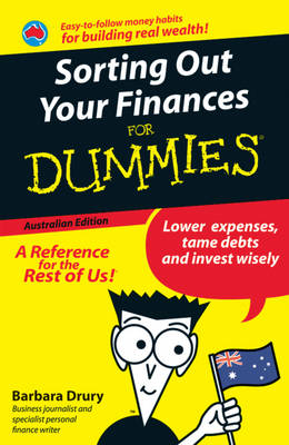 Sorting Out Your Finances For Dummies book
