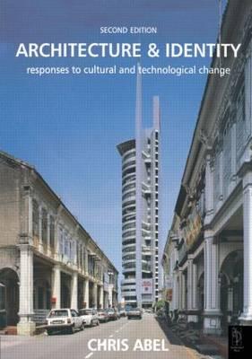 Architecture and Identity book
