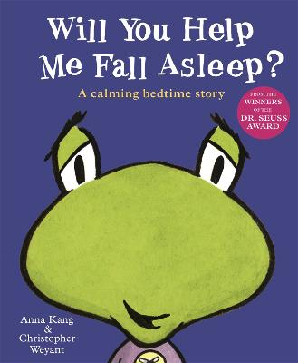 Will You Help Me Fall Asleep? by Anna Kang