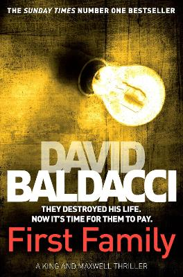 First Family by David Baldacci