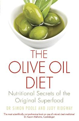 The Olive Oil Diet by Simon Poole