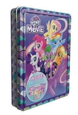 My Little Pony The Movie Happy Tin by Parragon Books Ltd
