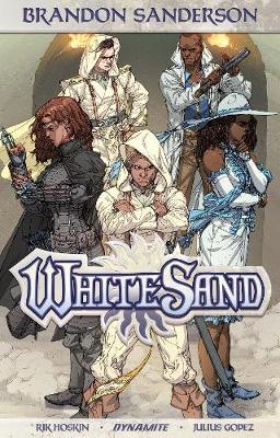 Brandon Sanderson's White Sand Volume 2 (Signed Limited Edition) by Brandon Sanderson