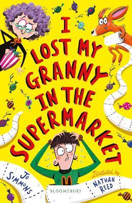 I Lost My Granny in the Supermarket book