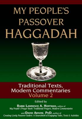 My People's Passover Haggadah by Lawrence A. Hoffman