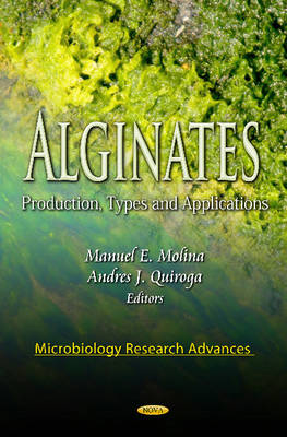 Alginates by Manuel E. Molina