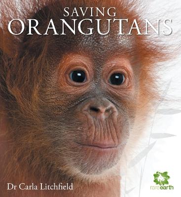 Saving Orangutans book