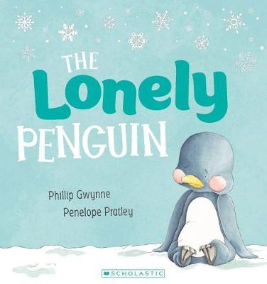 Lonely Penguin #2 by Phillip Gwynne